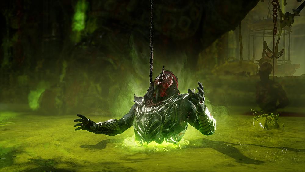 Mortal Kombat 11 Ultimate Scene 2
