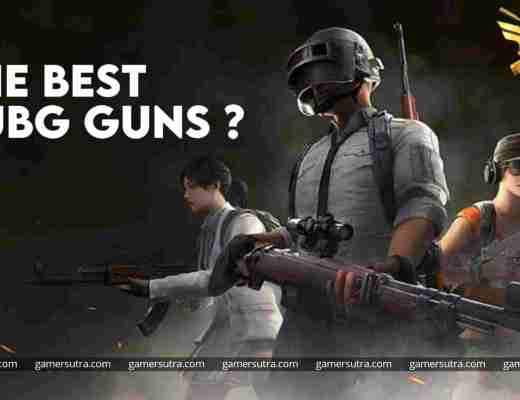 The Best Weapons in PUBG Mobile