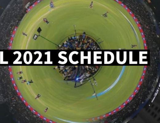 IPL 2021 Schedule, Team, Venue, Time Table, Winner List & more