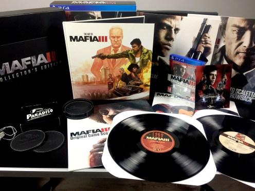 Mafia 3 Collectors' Edition