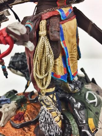 Horizon Zero Dawn Collectors Edition - Aloy Detail