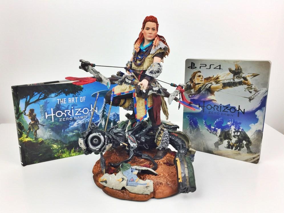 Horizon Zero Dawn Collectors Edition