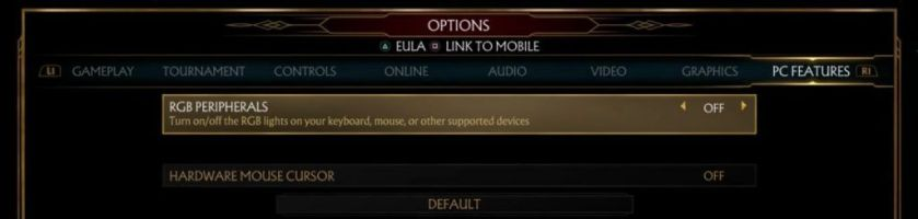 Mortal Kombat 11 Error Connecting to Server - Is There a Fix