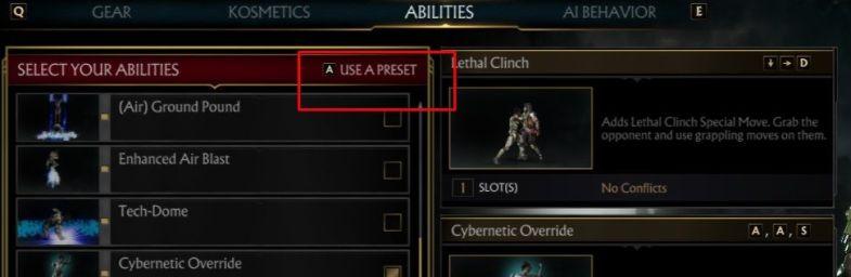 Mortal Kombat 11: AI Build Setup Complete Guide - Gamer Tag Zero