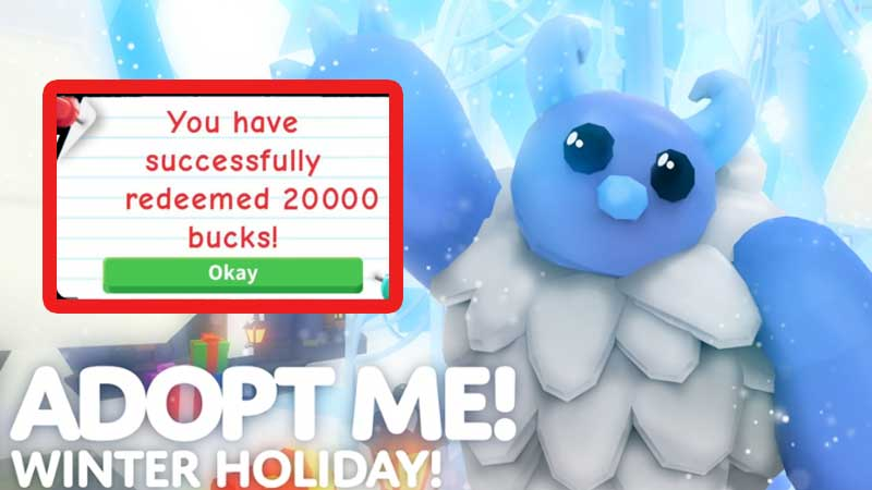 roblox adopt me codes march 2021