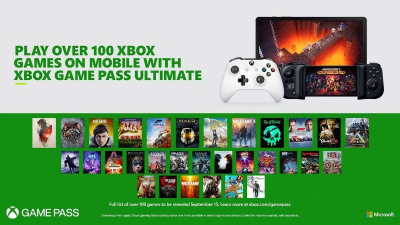 Project xCloud New Beta Starts Today for Xbox Game Pass Ultimate Members