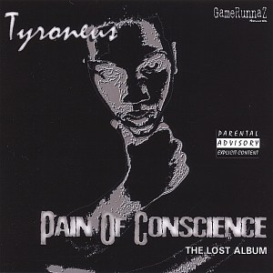 TYroneus Pain Of Conscience Album Cover