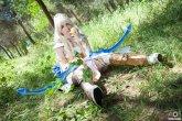 Ashe cosplay LOL (5)