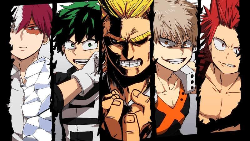 Boku No Hero Academia 2 Recenzja 1
