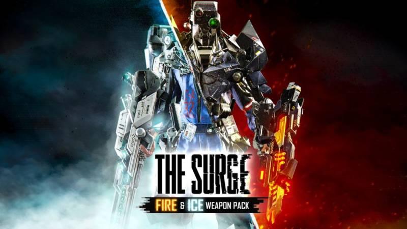The Surge Uzbrojenie