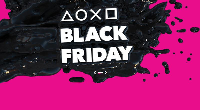 Playstation Store Czarny Piątek