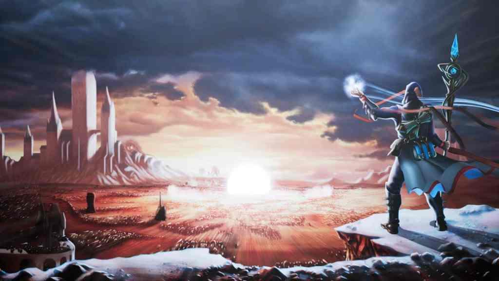 Driftland The Magic Revival Screen