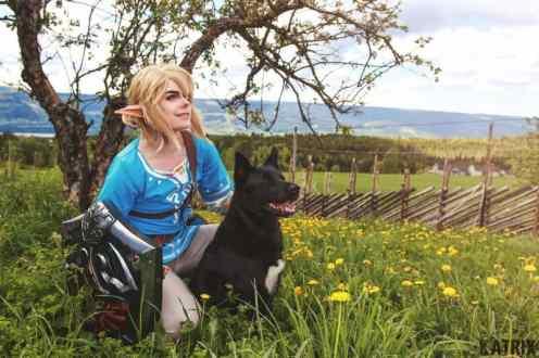 Cosplay Zelda1