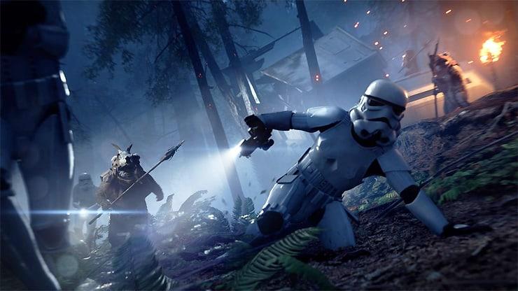 Star Wars Battlefornt 2