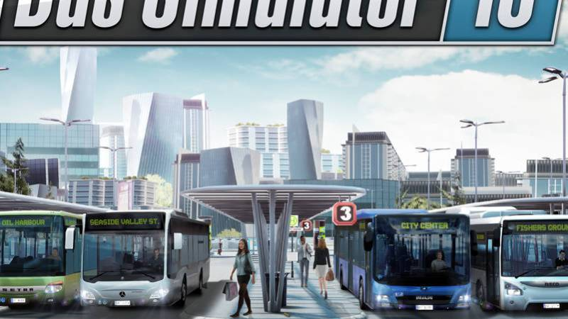Bus Simulator 18 Logo