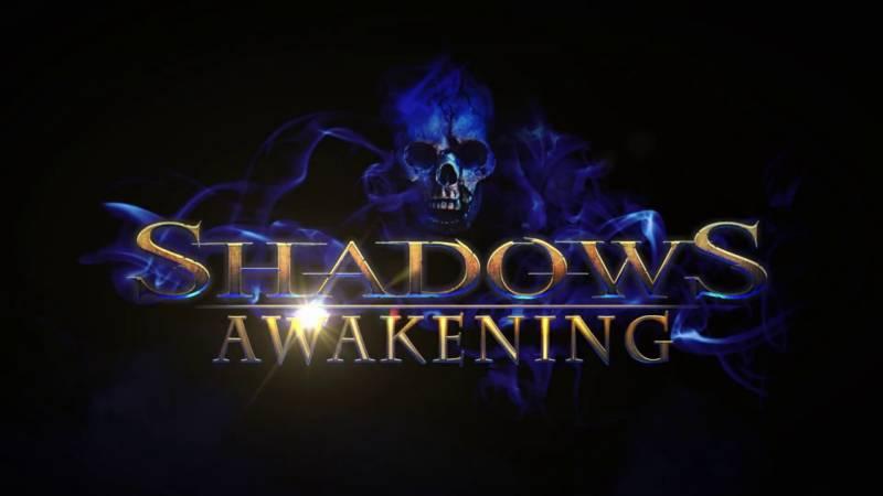 Shadows Awakening Art