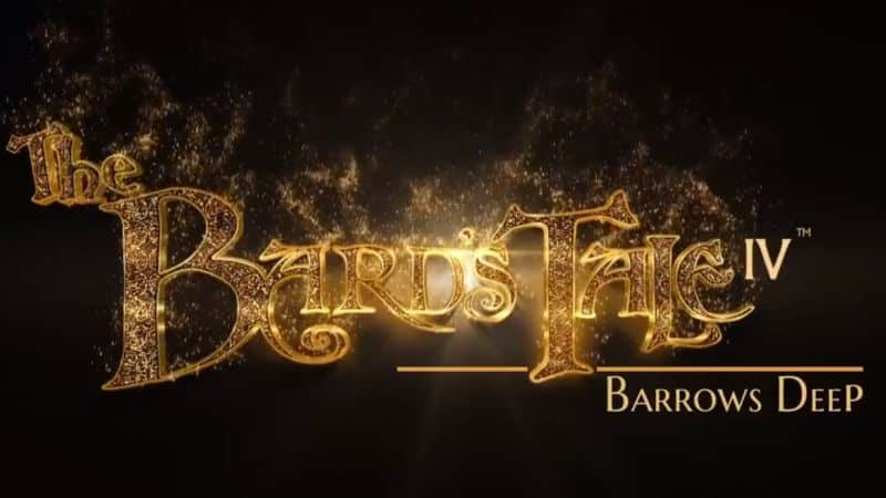 The Bard's Tale Iv Barrows Deep