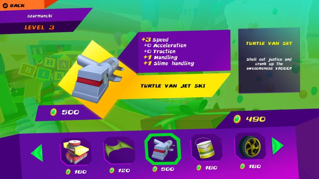 Nickelodeon Kart Racers Screen5