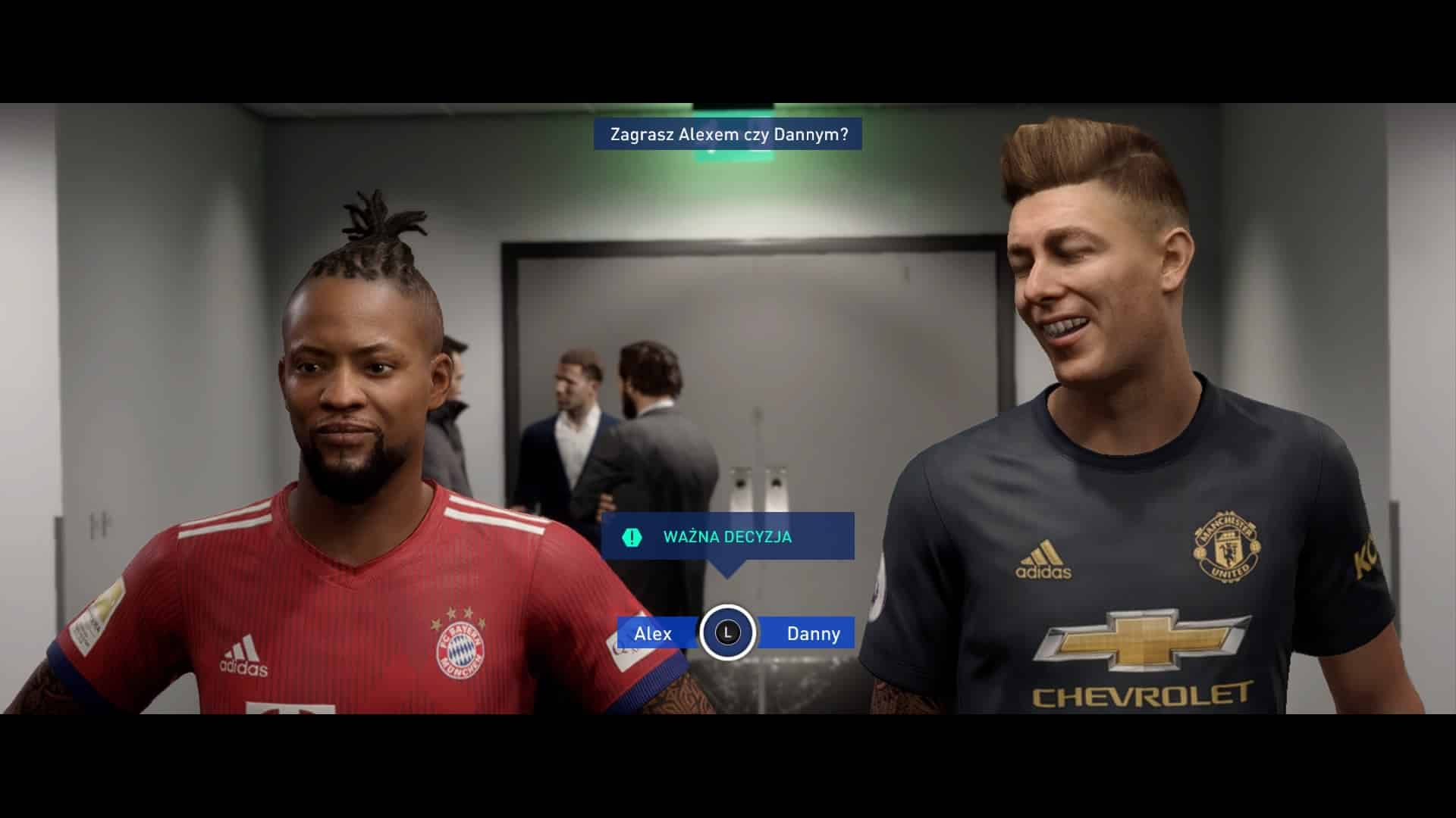 Fifa 19 Droga Do Sławy (w Menu)