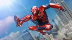 Marvels Spider Man Dlc Silver Lining Kostium Aaron Aikman Spider Armor