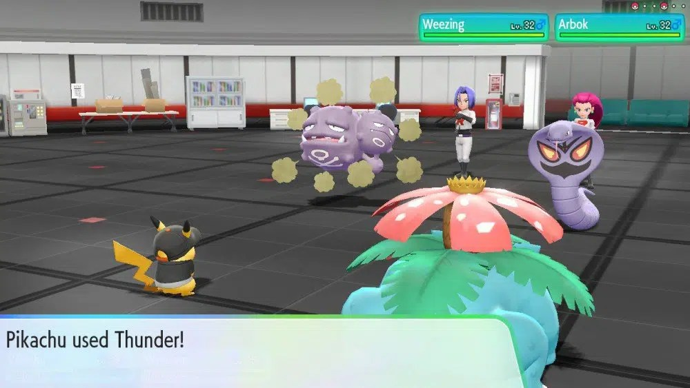 Pokémon Let's Go Screen10