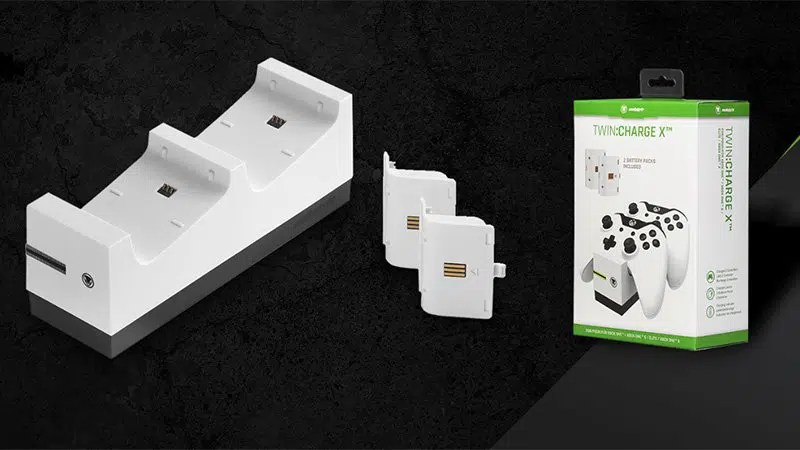 Snakebyte Twincharge X ładowarka na dwa pady do konsoli Xbox One