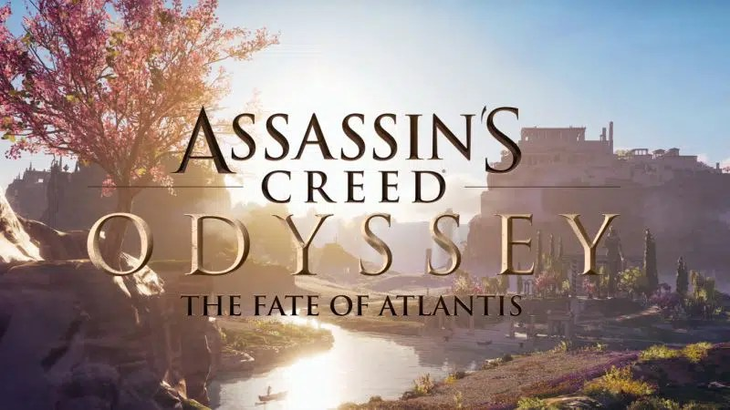 Assassin's Creed Odyssey The Fate Of Atlantis