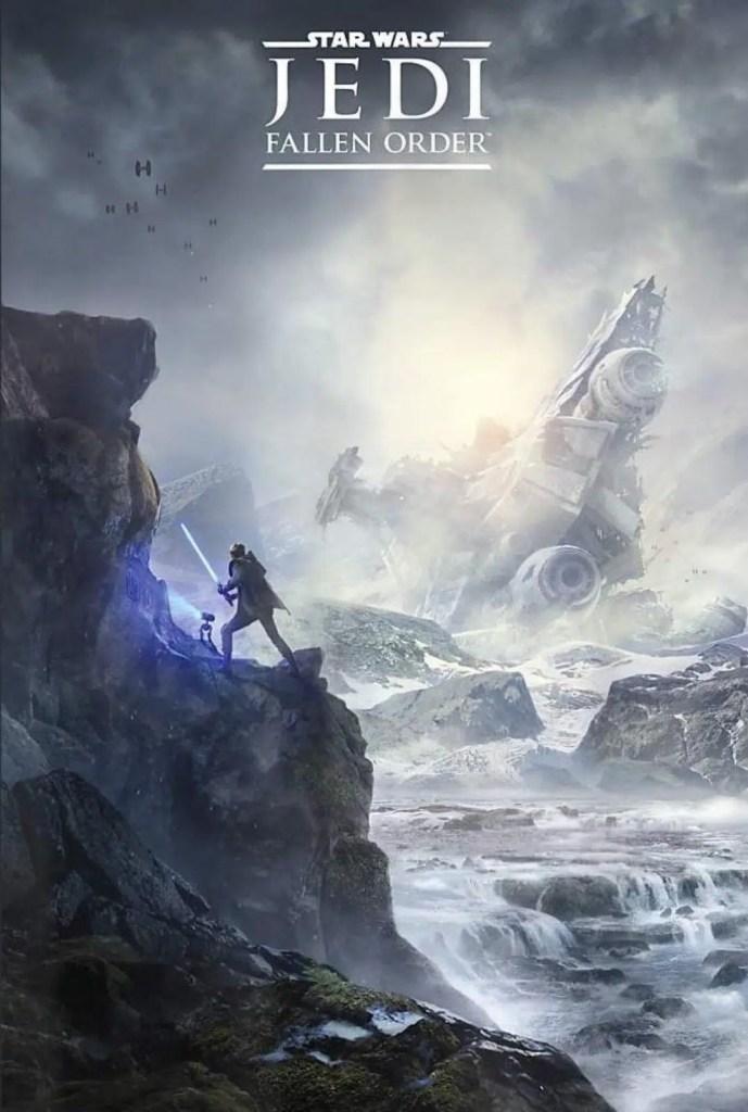Star Wars Jedi Fallen Order Grafika Promocyjna