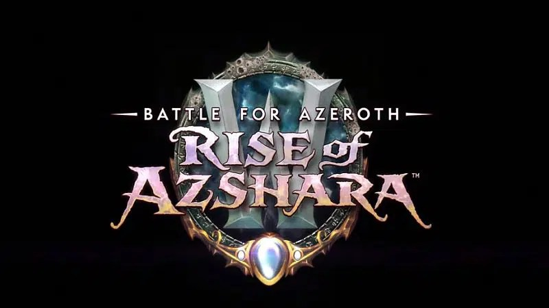 Battle For Azeroth Rise Of Azshara