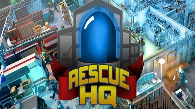 Rescue Hq Logo