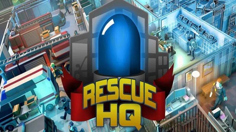 Rescue Hq Logo