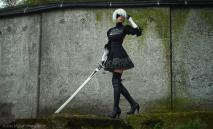 NieR Automata cosplay (1)
