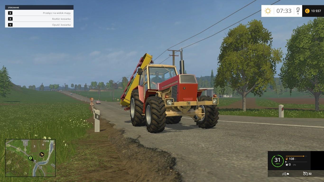 farming sim 15 - 7.2