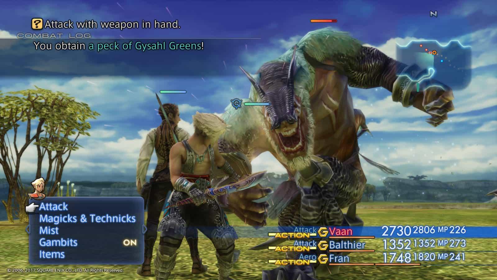 Final Fantasy Xii (3)