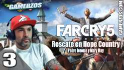 Far cry 5 gameplay parte 3 – Rescate en Hope Country – Mision Fall's end.