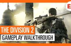 The Division 2 primer trailer gameplay E3 2018