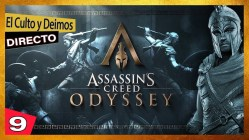 Assassin's Creed Odissey gameplay españo PS4 El culto y Deimos