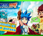 Monster Boy and the Cursed Kingdom gameplay Boss buscando el barco pirata 15-min