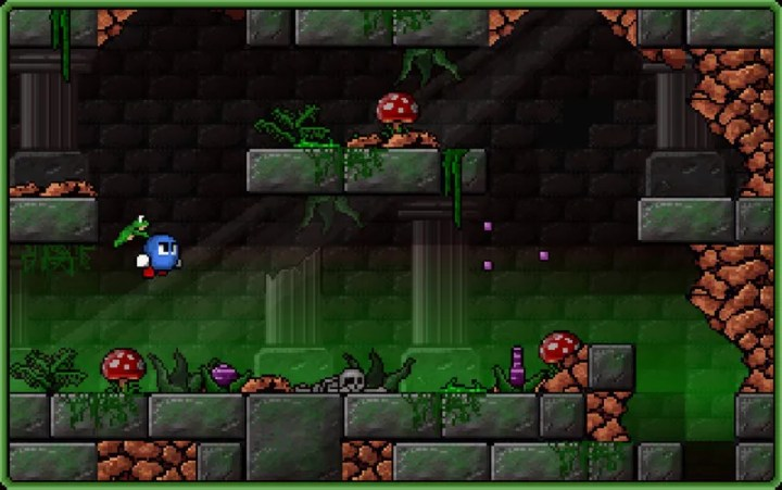 Old School Puzzle Adventure Game  Spud s Quest  Arrives on Steam         a resurgence in old school adventure games  and the charmingly named  Mouldy Toof studios are contributing to that resurgence with their newest  title