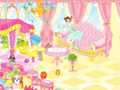 Game Royal Room Decoration