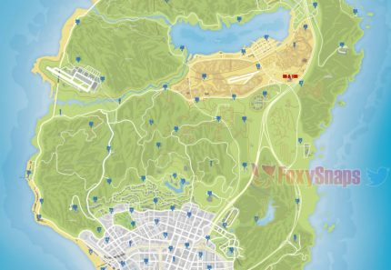 Gta 5 Action Figures Locations Games Guides