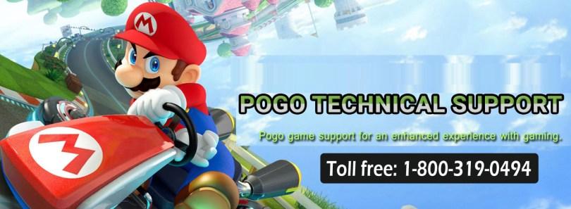 Pogo games Helpline Number