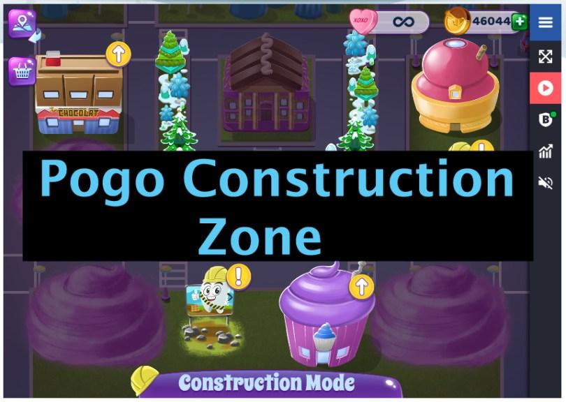 Pogo Construction Zone
