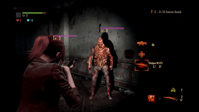 Resident Evil2 Screenshot
