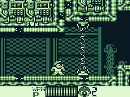 Mega Man III Screenshot