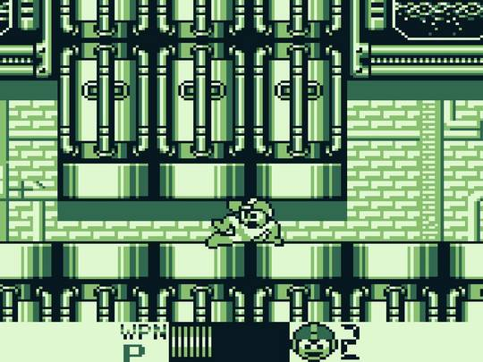 Mega Man III Screenshot2