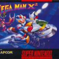Mega Man X2 Cover SNES