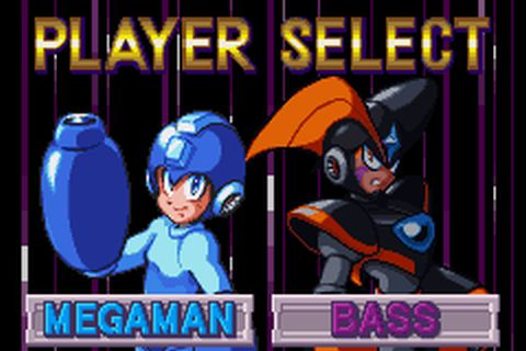 Megaman & Bass Screenshot3