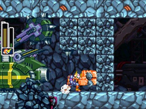 Mega Man ZX Advent Screenshot