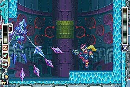 Mega Man Zero 4 Screenshot1